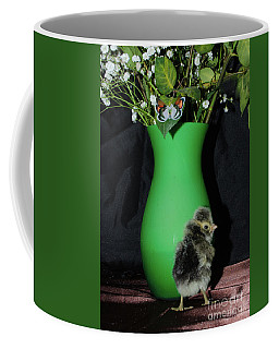 Showing Off My Fancy Side Coffee Mug by Donna Brown