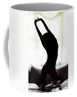 Showing The Neighbors Coffee Mug