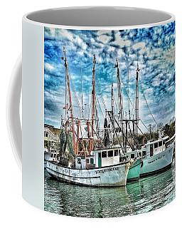 Shrimp Boats Coffee Mug