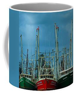 Shrimpers Coffee Mug