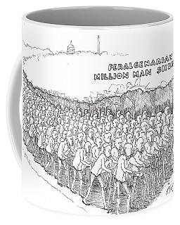 Shuffle Coffee Mug
