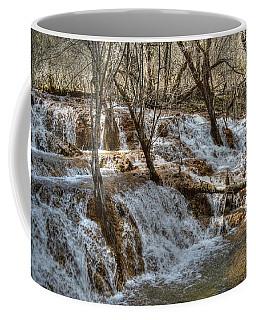 Shuzheng Waterfall China Coffee Mug