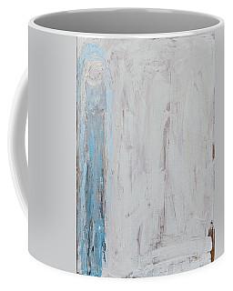 Shy Angel Coffee Mug
