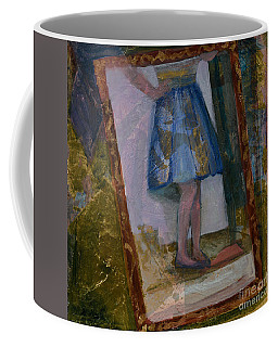 Shy Reflection Coffee Mug