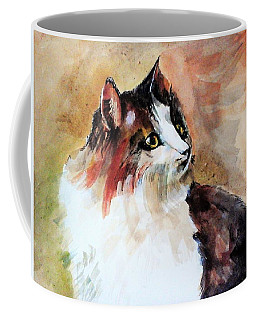 Siberian Forest Cat Coffee Mug