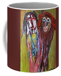 Siblings   Coffee Mug