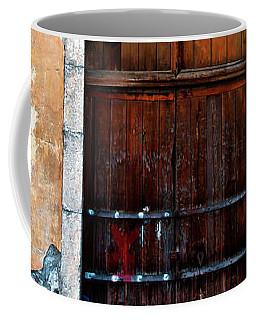 Sicilian Facade Coffee Mug