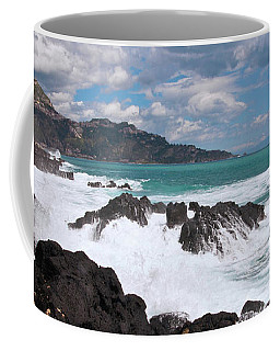 Sicilian Stormy Sound Coffee Mug