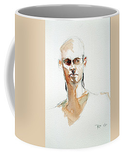 Side Glance Coffee Mug