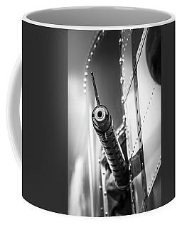 Side Gunner B-25 Coffee Mug