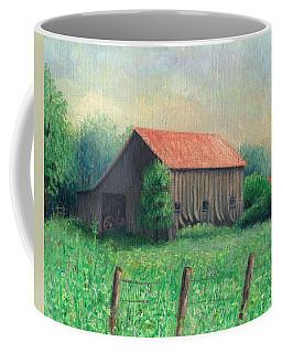 Side Of The Road Coffee Mug