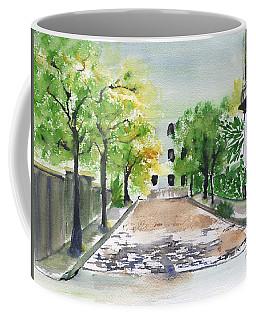 Side Street In Charleston Coffee Mug