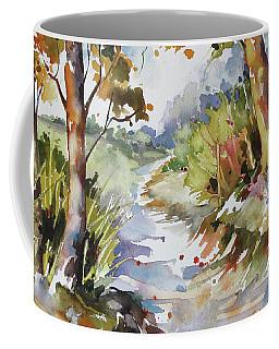 Side Track Coffee Mug