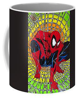 Spider-man Illustration Edition Coffee Mug