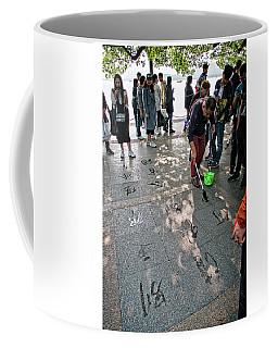 Sidewalk Art Coffee Mug