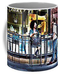 048 - Sidewalk Cafe Coffee Mug