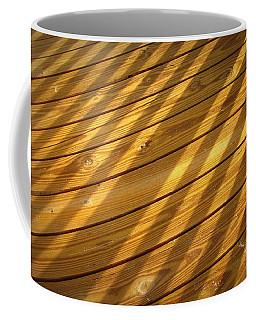 Sideways Sunshine Coffee Mug