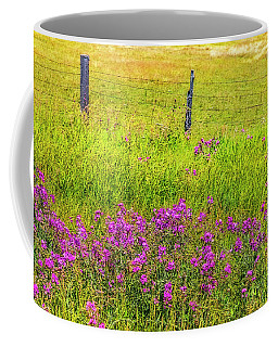 Sierra  Byway Wildflowers Coffee Mug