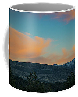 Sierra De Gredos Sunset - Spain Coffee Mug