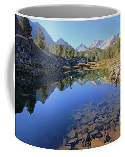 Coffee Mug featuring the photograph Sierra Geology by Sean Sarsfield