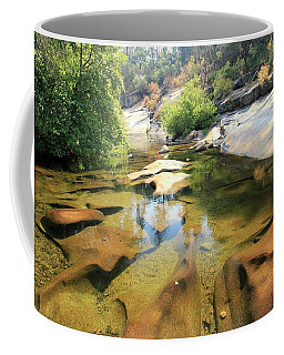 Sierra Liquid Gold Coffee Mug by Sean Sarsfield