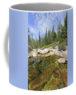 Coffee Mug featuring the photograph Sierra Morning by Sean Sarsfield