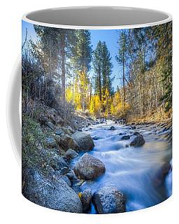 Sierra Mountain Stream Coffee Mug