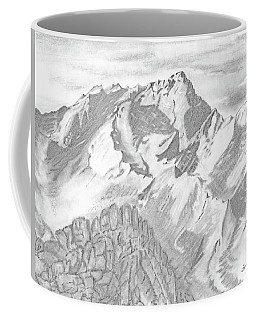 Sierra Mt's Coffee Mug