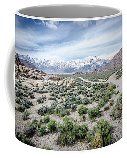Sierra Nevada Front Coffee Mug