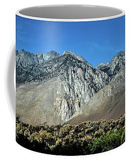 Sierra Nevada Mountains Coffee Mug