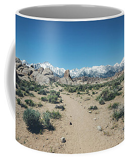 Sierra Nevada Trails Coffee Mug