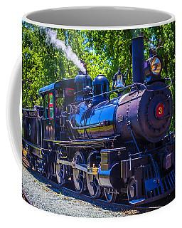 Sierra Railway Number 3 Coffee Mug
