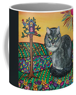 Sierra The Beloved Cat Coffee Mug