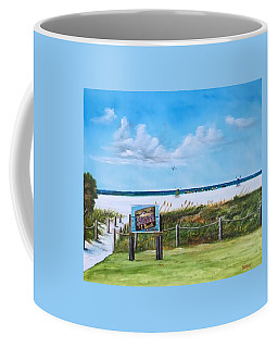 Siesta Key Public Beach Coffee Mug