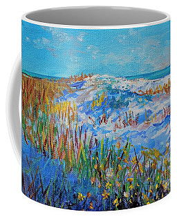 Siesta Key Sand Dune Coffee Mug