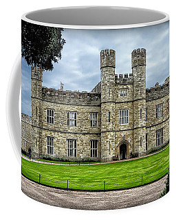 Sights In England - Castle 4 Coffee Mug