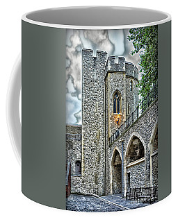 Sights In England - Castle Coffee Mug