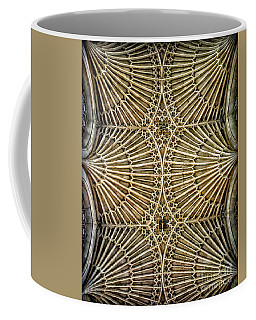 Sights In England - Church Ceiling Coffee Mug