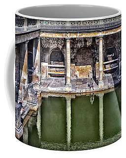 Sights In England - Roman Bath Coffee Mug