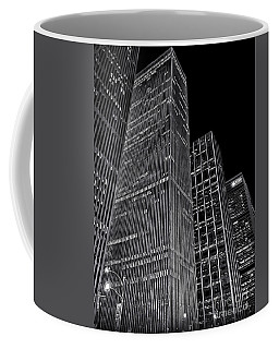Sights In New York City - Four Giants Coffee Mug