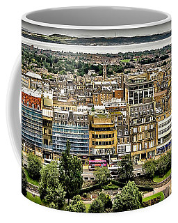 Sights In Scotland - Edinburgh Coffee Mug