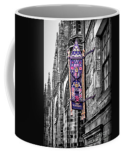 Sights In Scotland - The Witchery Coffee Mug