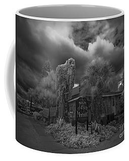 Sign Of The Mermaid Coffee Mug