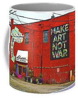 Sign Of The Time Coffee Mug