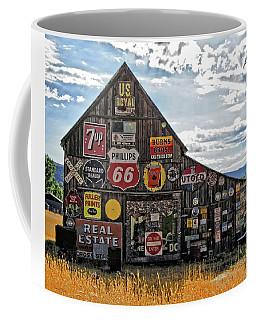 Signage Barn Coffee Mug