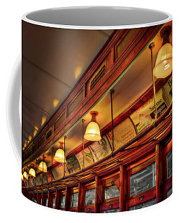 Signs Coffee Mug by Jerry Golab