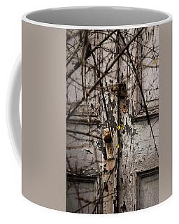 Signs Of Life Coffee Mug