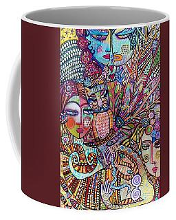 Silberzweig Tree Of Creation Goddess Spirit Coffee Mug