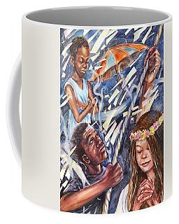 Silence Before The Storm Coffee Mug