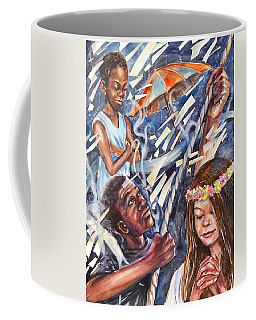 Silence Before The Storm Coffee Mug